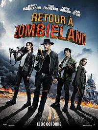 affiche sortie dvd retour a zombieland