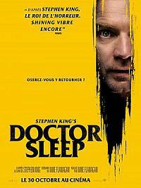 affiche sortie dvd doctor sleep