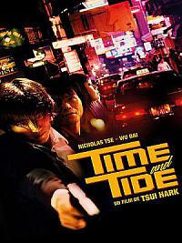 affiche sortie dvd time and tide