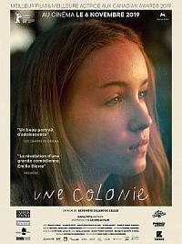 affiche sortie dvd une colonie