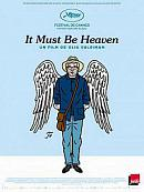 affiche sortie dvd It Must Be Heaven