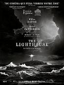 affiche sortie dvd The Lighthouse