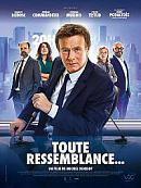 affiche sortie dvd Toute ressemblance...