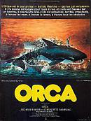 affiche sortie dvd Orca