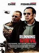 affiche sortie dvd Running With The Devil