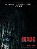 affiche sortie dvd The Grudge