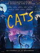 affiche sortie dvd Cats
