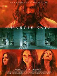 affiche sortie dvd charlie says