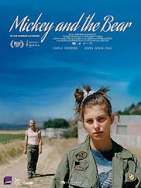affiche sortie dvd mickey and the bear
