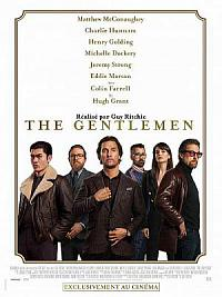 affiche sortie dvd the gentlemen