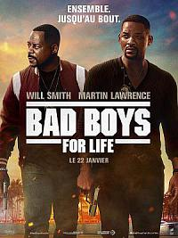 affiche sortie dvd Bad Boys For Life