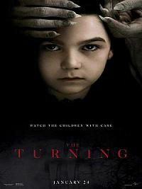 affiche sortie dvd the turning