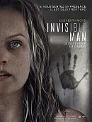 sortie Dvd Blu-ray Invisible Man