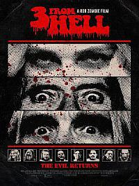 affiche sortie dvd 3 From Hell