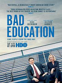 affiche sortie dvd bad education