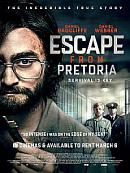 affiche sortie dvd escape from pretoria