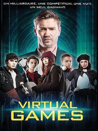 sortie vod, dvd Virtual Games