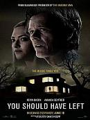 affiche sortie dvd You Should Have Left