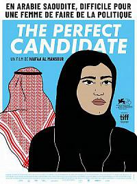 affiche sortie dvd the perfect candidate