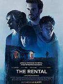 affiche sortie dvd The Rental